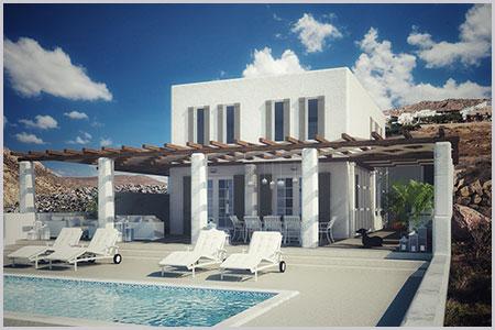 Mykonos House