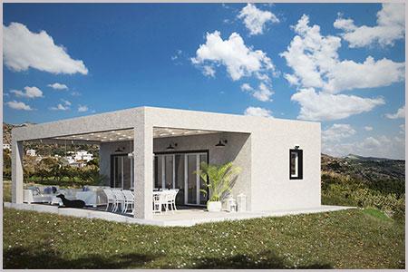 Paros House - 42 sq.m.